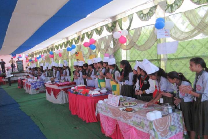 Manas Vidyalaya-Food Festival
