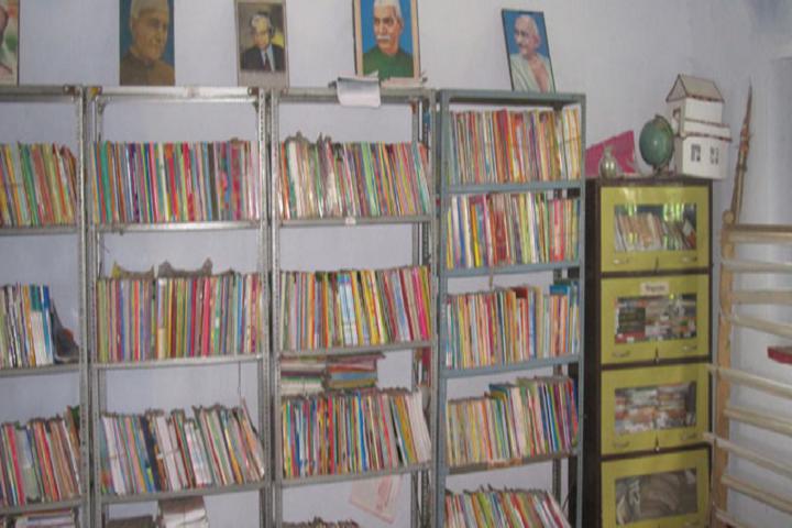 Manas Vidyalaya-Library