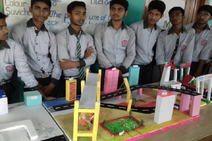 Manas Vidyalaya-Science Exbhition