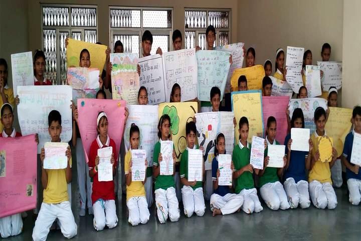 Swami Vivekanand Government Model School-Class Activity
