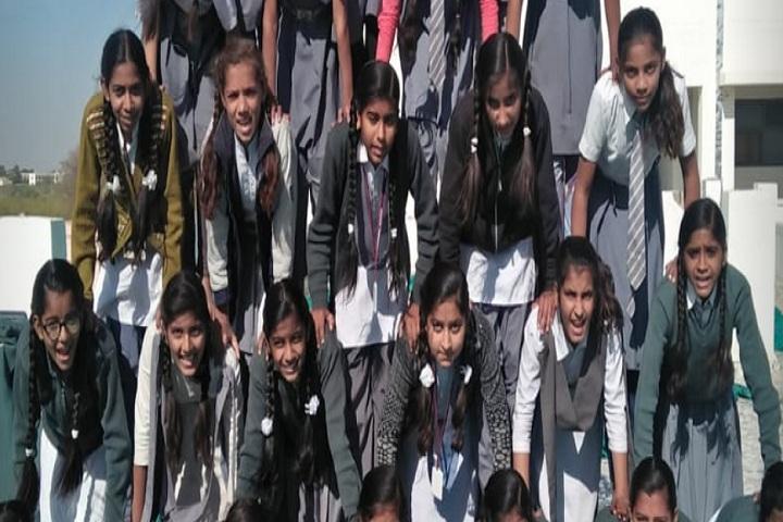 Swami Vivekanand Govt Model School-group photo
