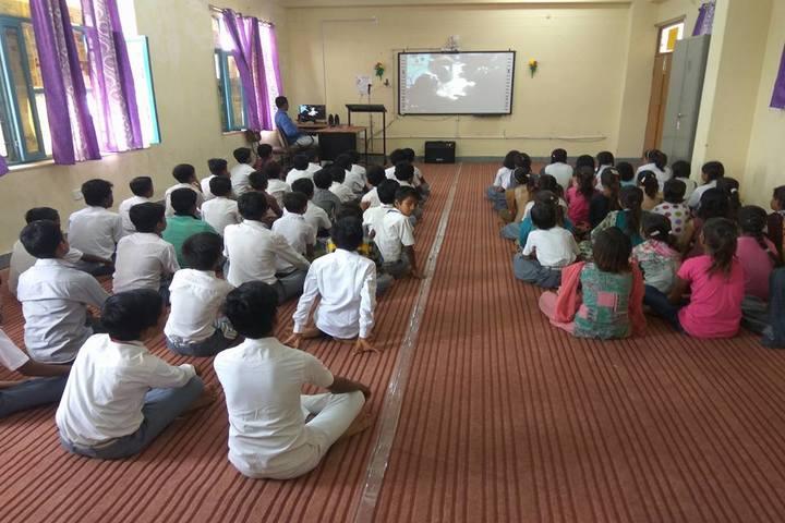 Swami Vivekanand Govt Model School-Audio Visual Room