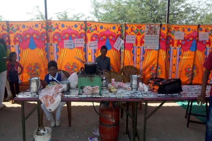 Swami Vivekanand Government Model School-Food Fest