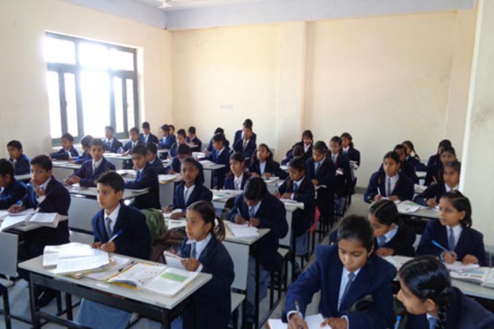 Swami Vivekanand Government Model School-Classroom