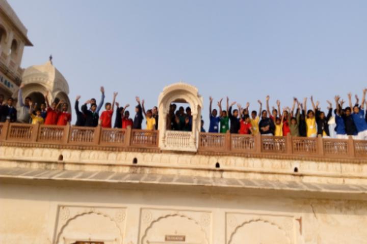 Swami Vivekanand Government Model School-School trip