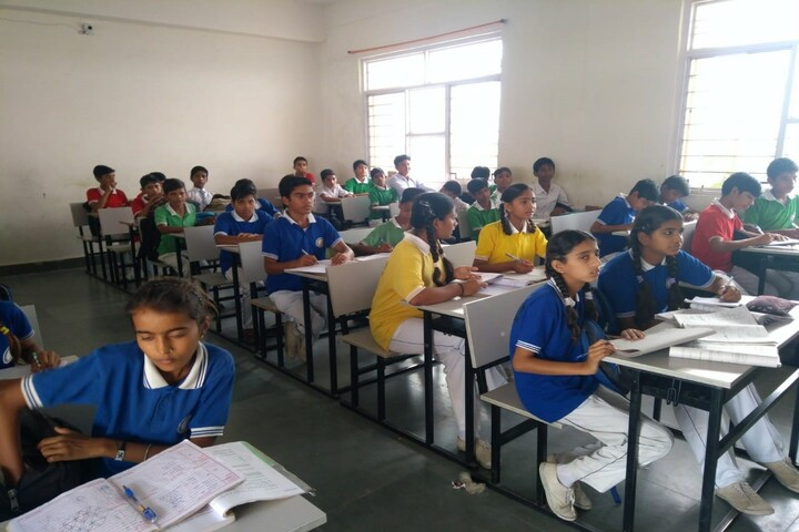 Swami Vivekanand Govnvernment Model School-Classroom Activity