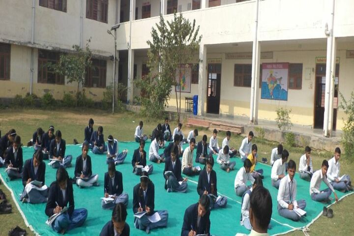 Swami Vivekanand Government Model School-Drawing Competition