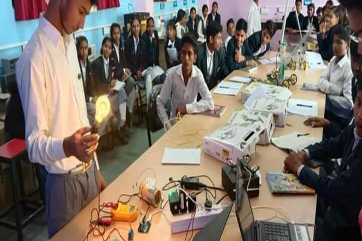 Swami Vivekanand Government Model School-IT Lab