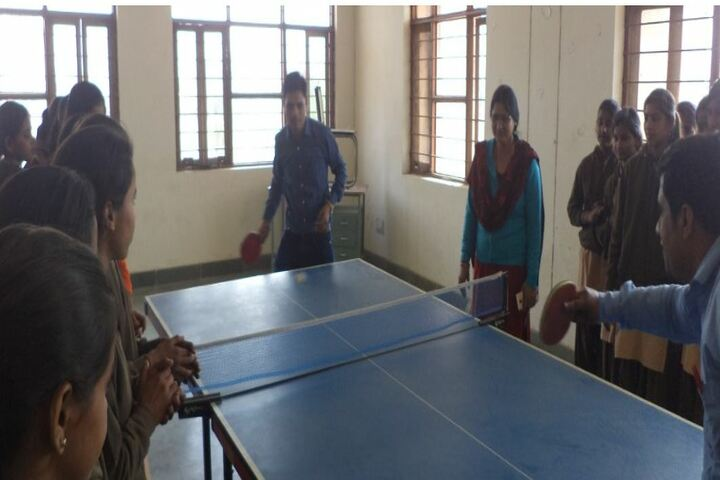Swami Vivekanand Government Model School-Table Tennies