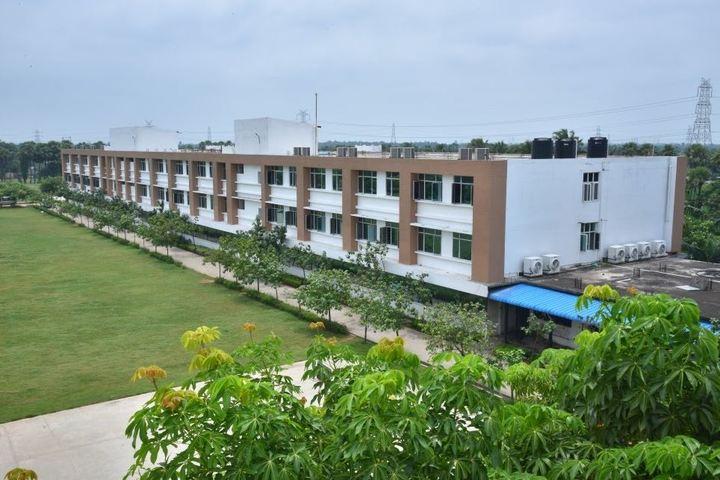 Bharatiya Vidya Bhavans Residential Public School-Campus Building