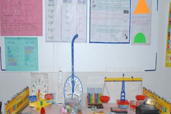 Bharatiya Vidya Bhavans Residential Public School-Laboratory