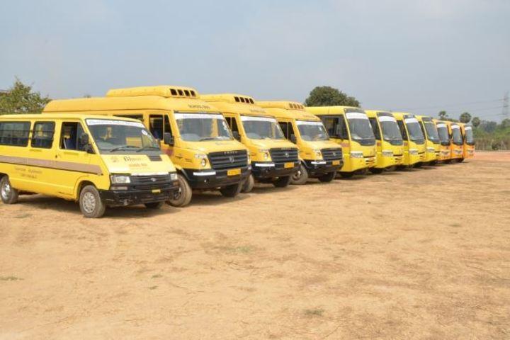 Bharatiya Vidya Bhavans Residential Public School-Transport