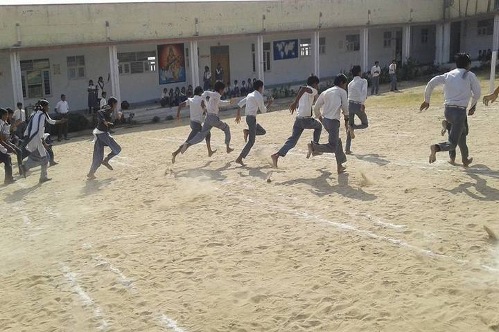 Swami Vivekanand Government Model School-Sports