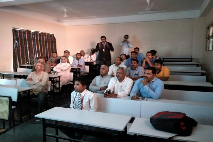 Swami Vivekanand Government Model School-Class Room