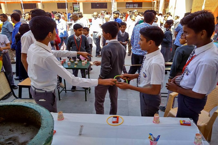 Swami Vivekanand Government Model School-Games