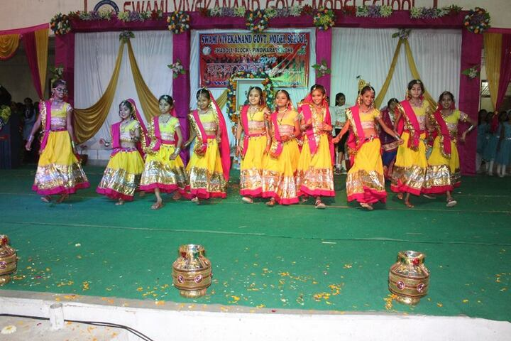 Swami Vivekanand Government Model School-Annual-Day