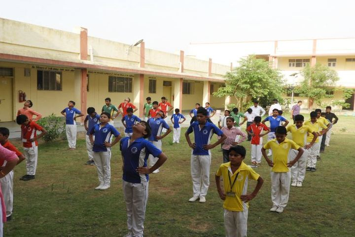 Swami Vivekanand Government Model School-Yoga