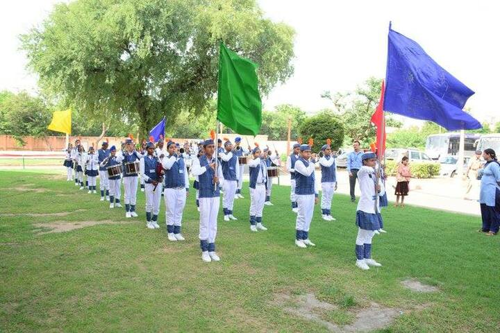 Swami Vivekanand Government Model School-Scouts