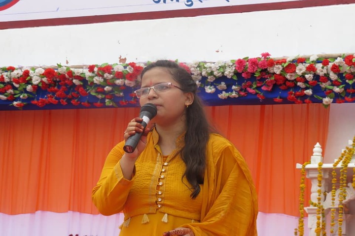 Swami Vivekanand Government Model School-Singing