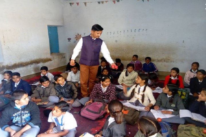 Swami Vivekanand Government Model School-Class