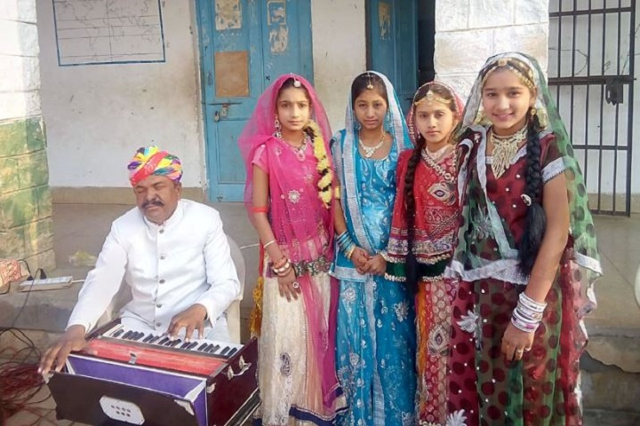 Swami Vivekanand Government Model School-Music