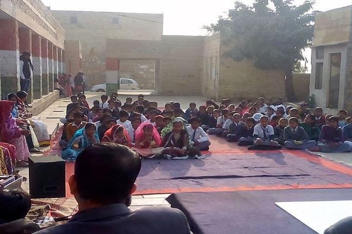 Swami Vivekanand Government Model School-Seminar