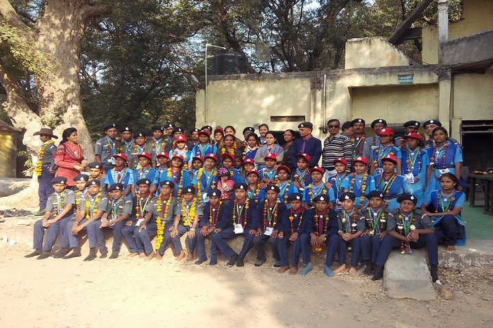 Swami Vivekanand Government Model School-Students