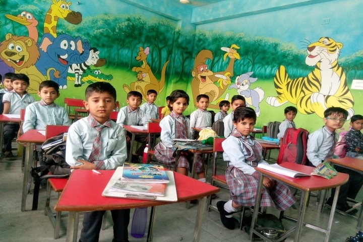 Tagore English Academy-Classroom