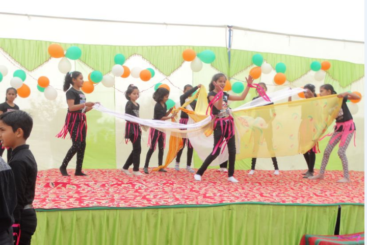 Tagore International School-Independance Day