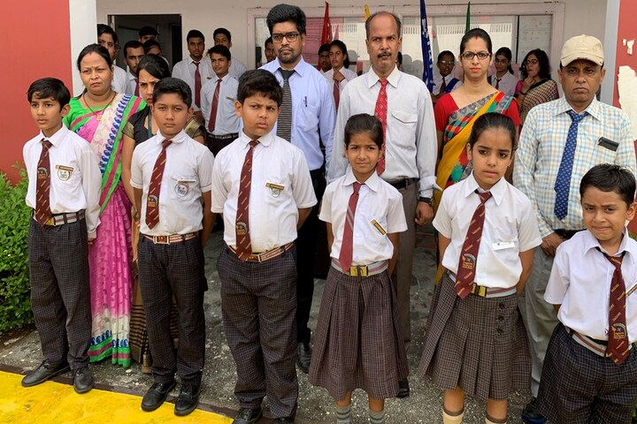 Tagore International School-Investiture Ceremony