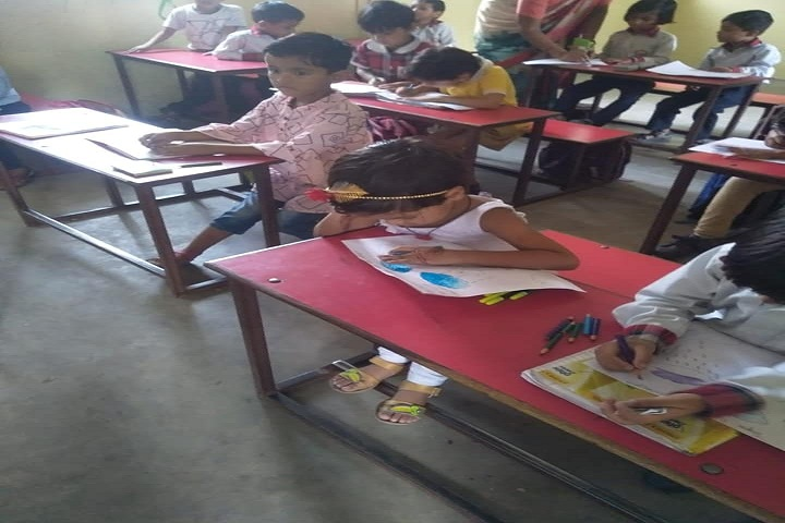 Tagore Public Senior Secondary School-Drawing Competition