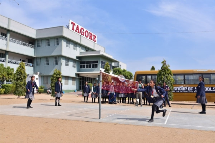 Tagore Public Senior Secondary School-Play Ground