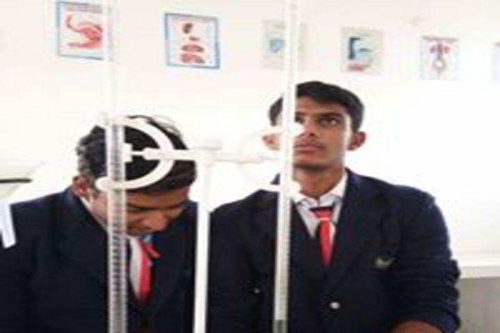 Taj Global Academy-Chemistry lab