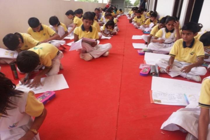 Taj Global Academy-Class Work
