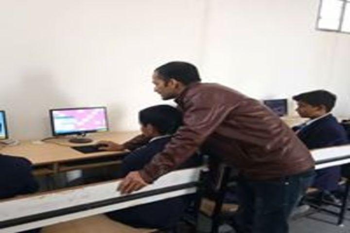 Taj Global Academy-Computer lab