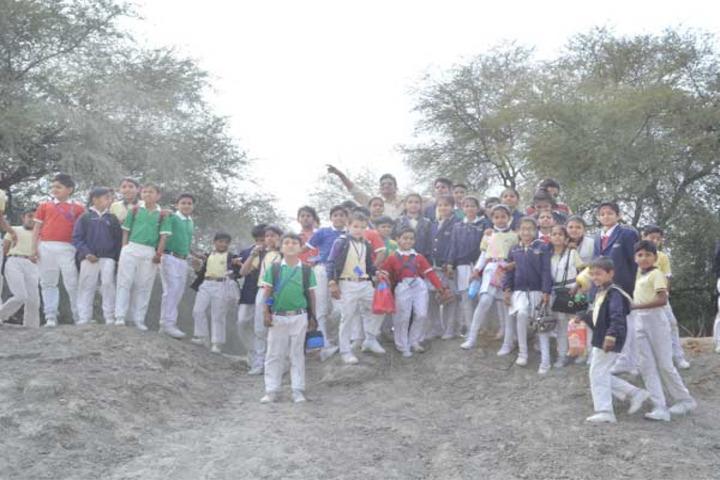 Taj Global Academy-School trip