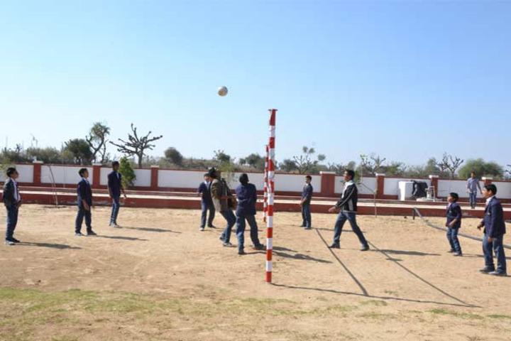 Taj Global Academy-Volley Ball
