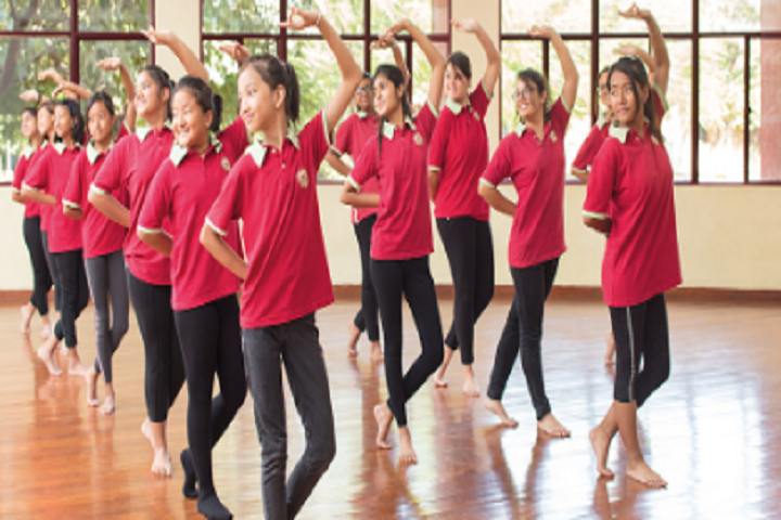 The Sagar School-Dance