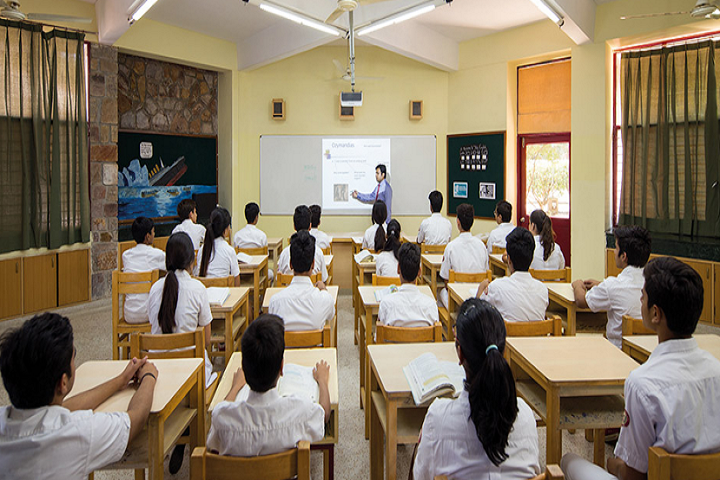 The Sagar School-Digital Classroom