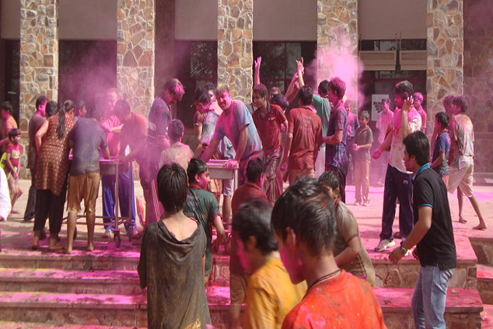 The Sagar School-Festival Celebration