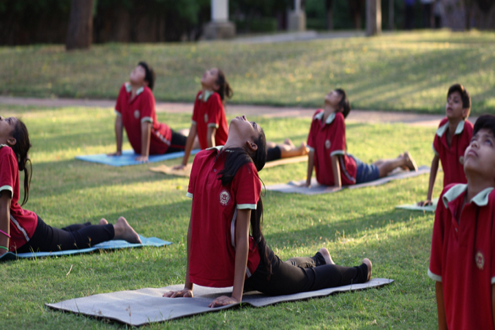 The Sagar School-Yoga