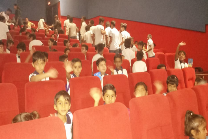 The Shanti Niketan School-Auditorium
