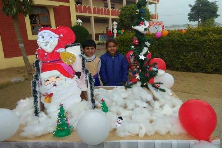 The Trigat School-Christmas Celabrations