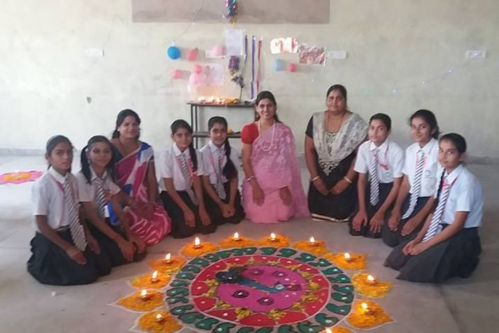 The Trigat School-Diwali Celabrations