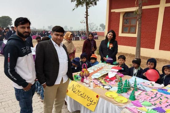 The Trigat School-Exhibition