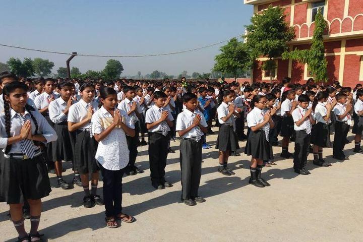 The Trigat School-Prayer