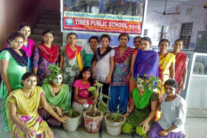 Times Public School-Activity