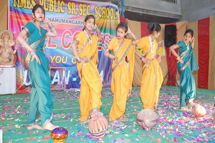 Times Public School-Dance