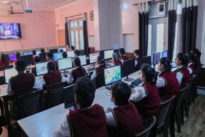 Tiny Tots School-Computer Lab