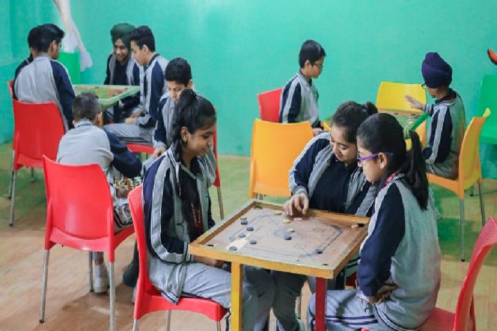 Tiny Tots School-Games